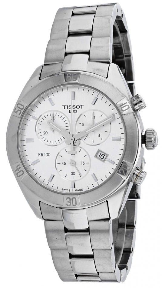 Tissot PR 100 Sport Chic Chronograph Mens Watch