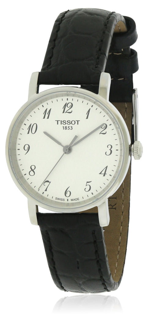 Tissot Everytime Small Leather Ladies Watch