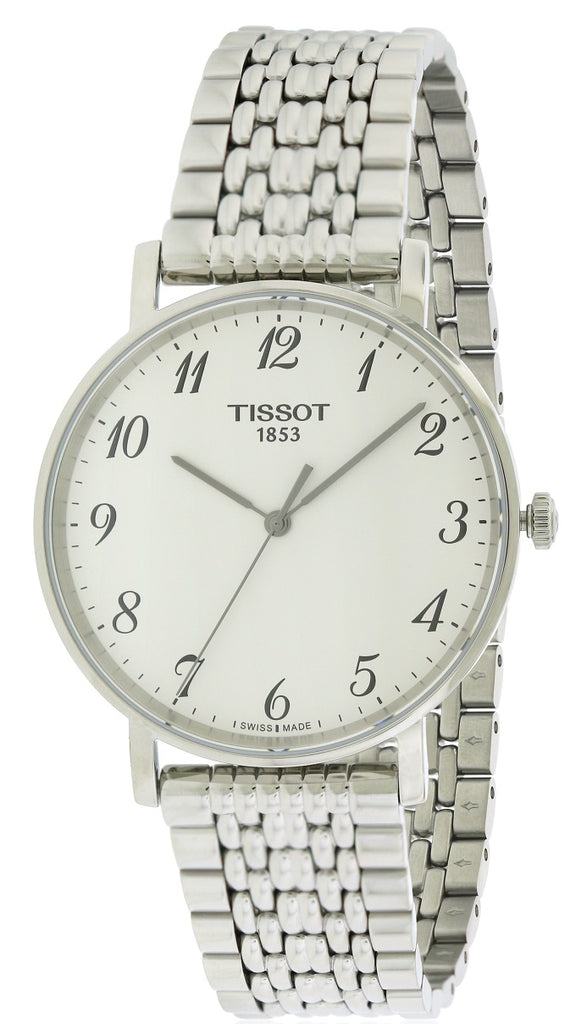 Tissot T-Classic Everytime Stainless Steel Unisex Watch