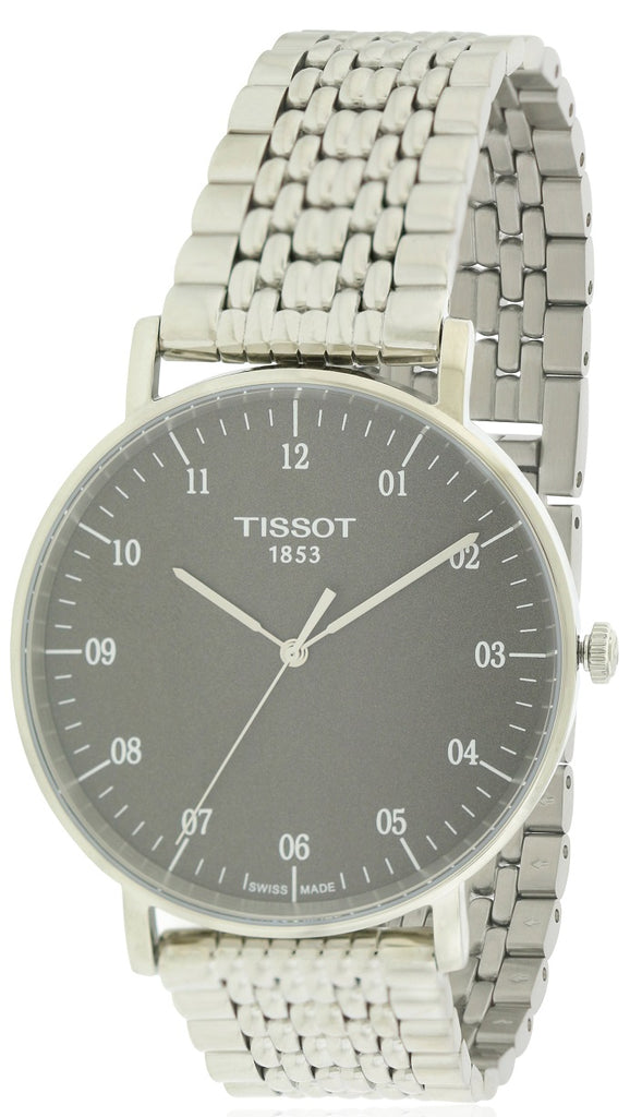 Tissot Everytime Stainless Steel Mens Watch