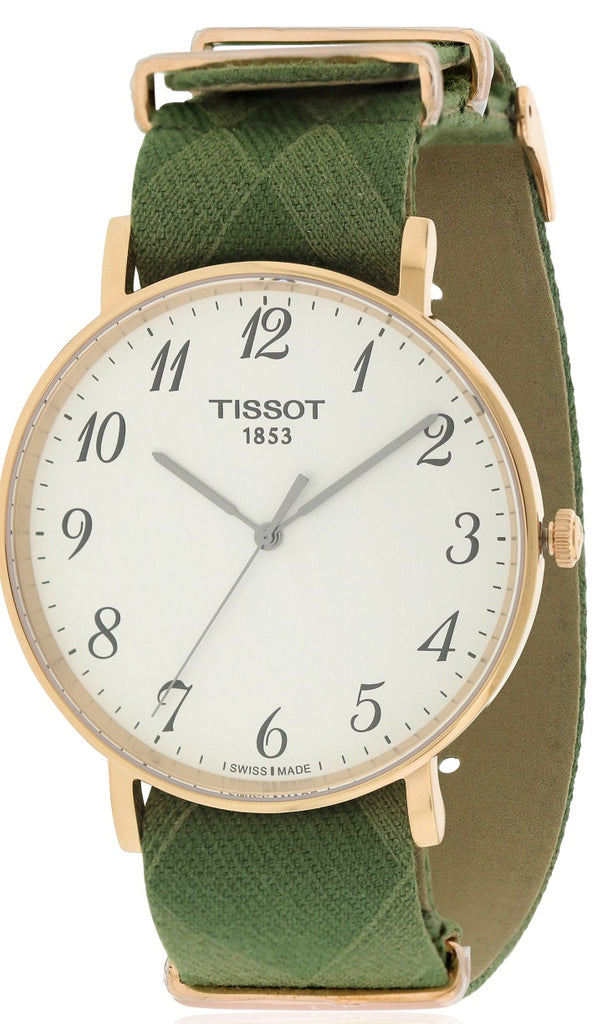 Tissot Everytime Big Gent Fabric Mens Watch