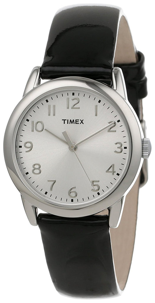 Timex Main Street Leather Ladies Watch