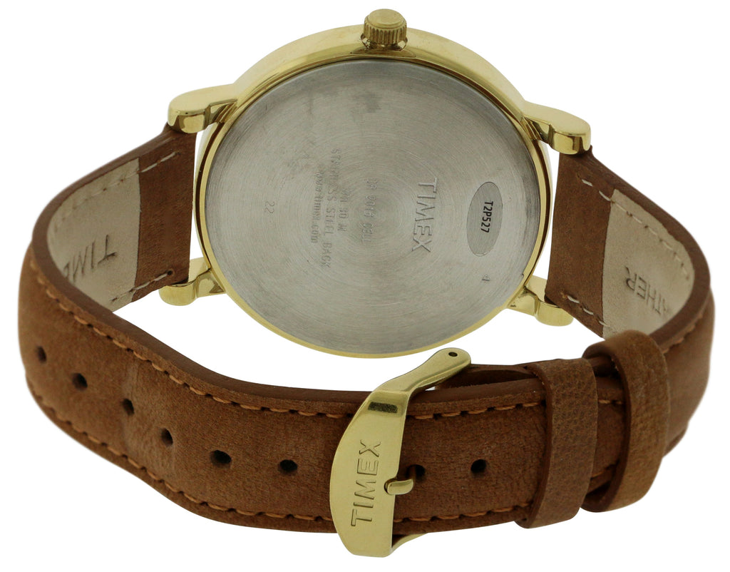 Timex Originals Brown LEather Mens Watch
