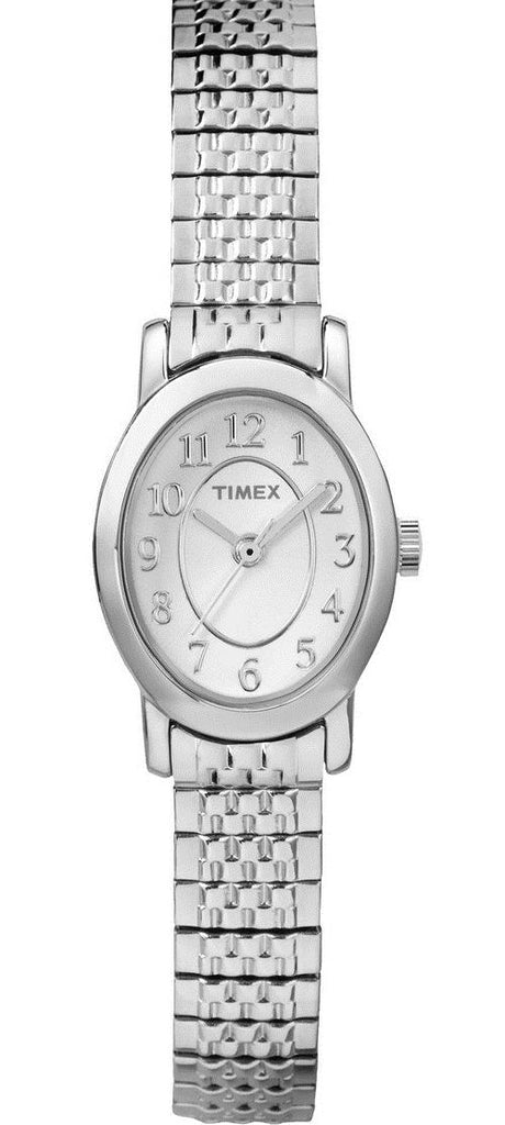 Timex Cavatina Stainless Steel Ladies Watch