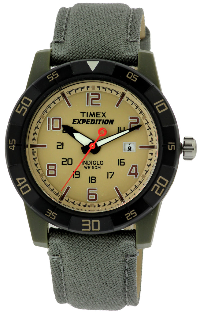 Timex Expedition Analog Fabric And Canvas Mens Watch