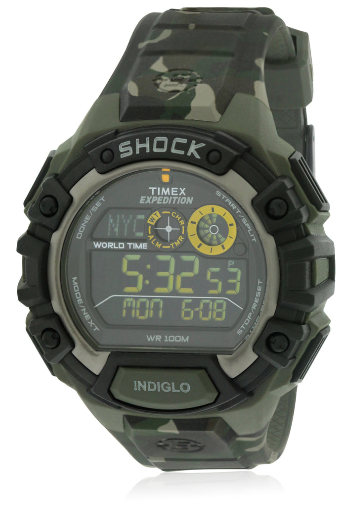Timex Expedition Resin Mens Watch