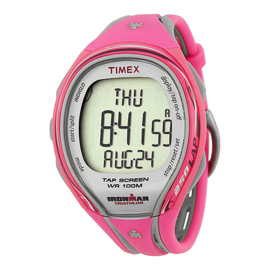 Timex Ironman Sleek 250 Alarm Chronograph Ladies Watch