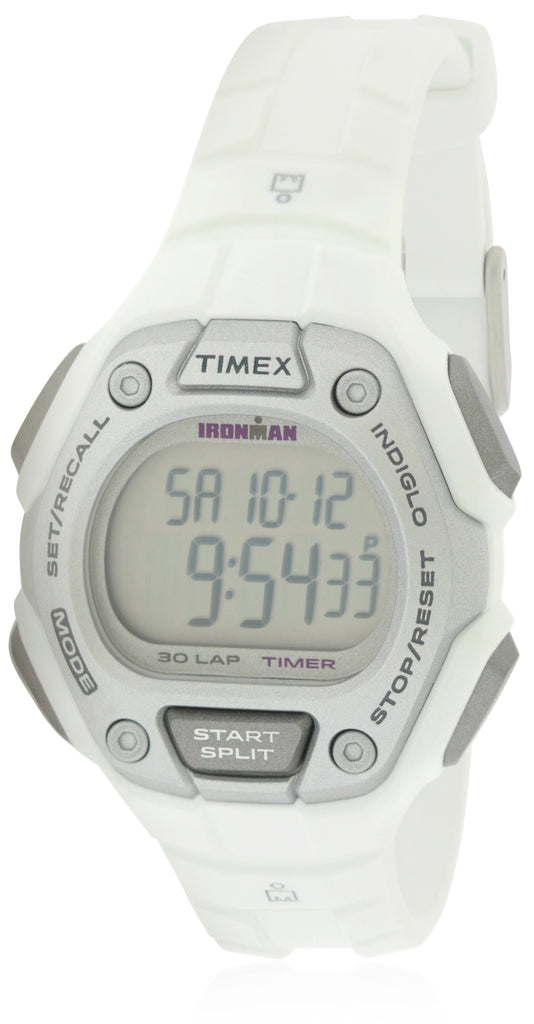 Timex Ironman Alarm Chronograph Resin Unisex Watch TW5K89400