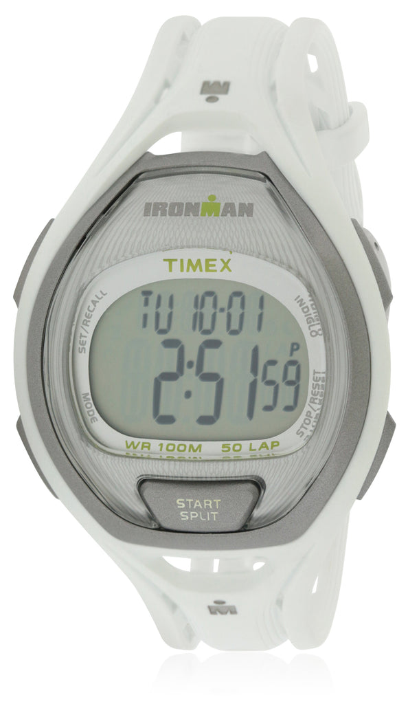 Timex Ironman Sleek 50 Resin Unisex Watch TW5K96200