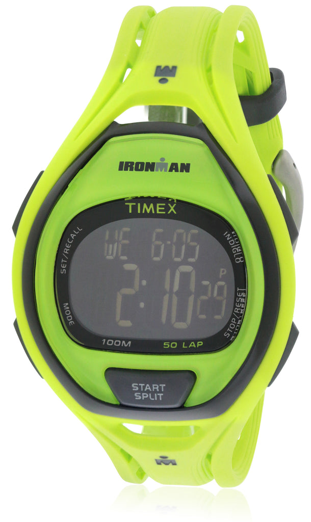 Timex Ironman Sleek 50 Resin Unisex Watch TW5M01700