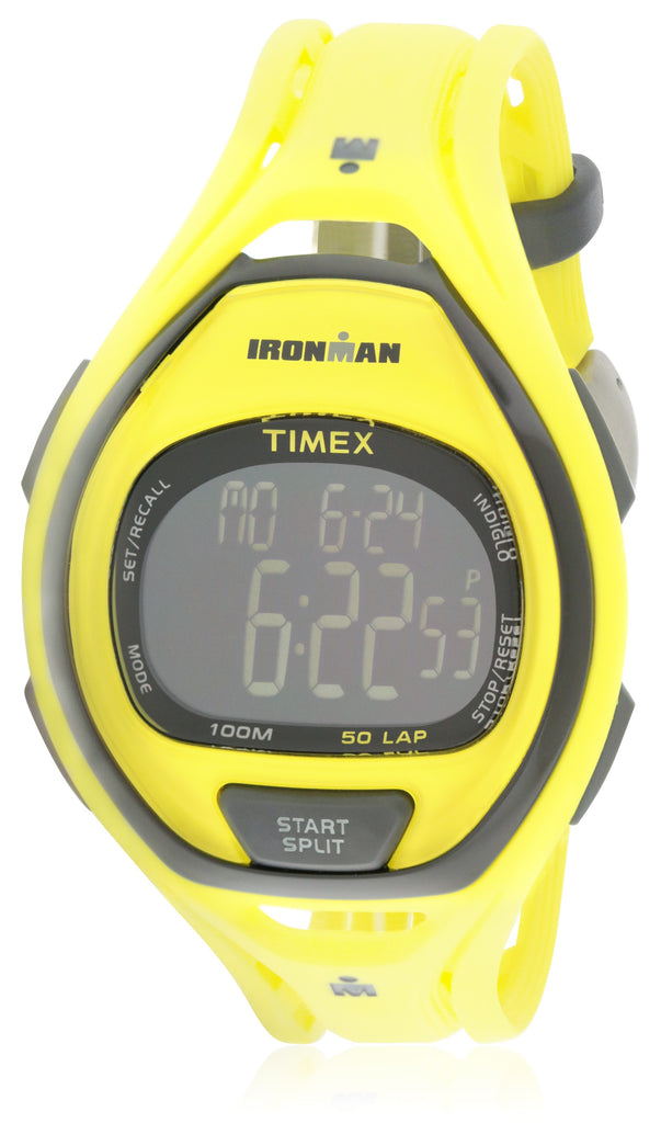 Timex Ironman Sleek 50 Resin Unisex Watch TW5M01800