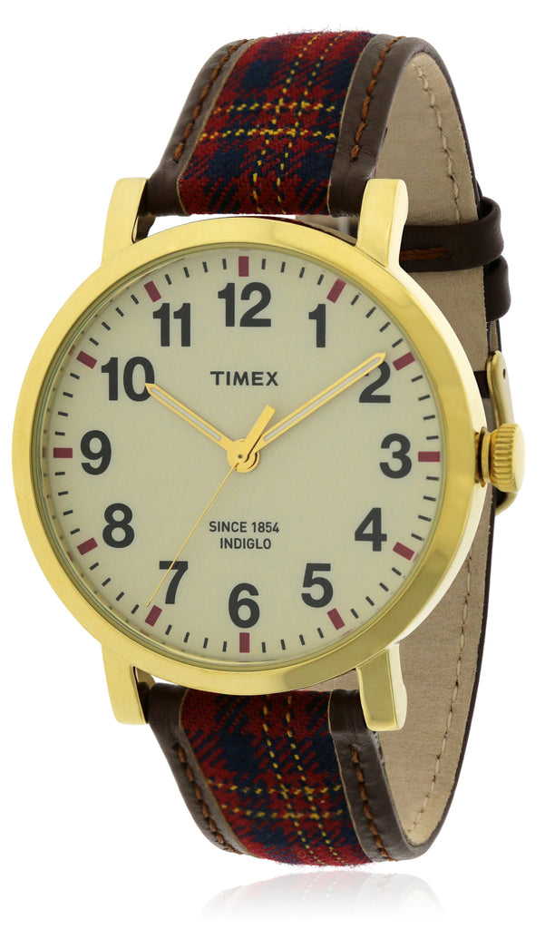 Timex Originals Leather Unisex Watch