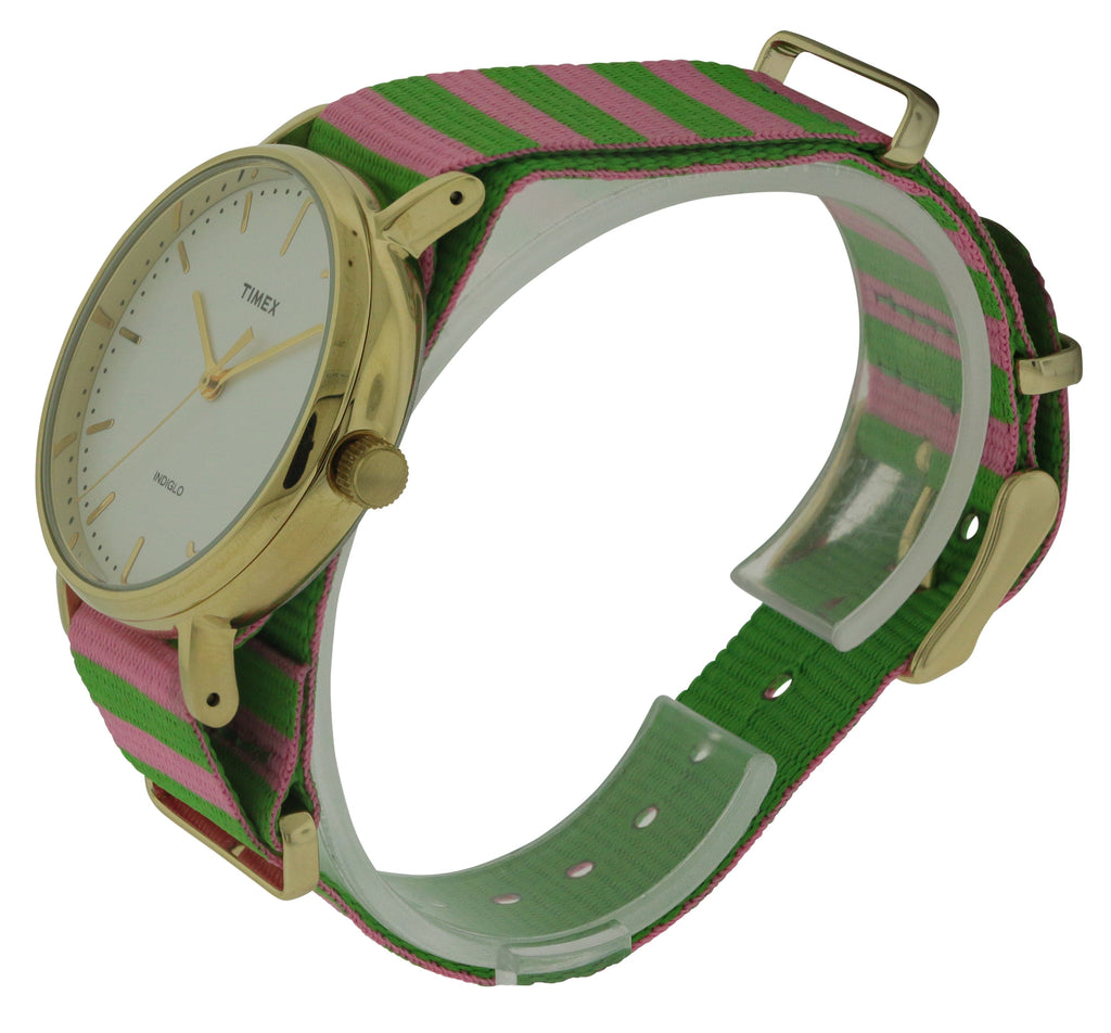 Timex Weekender Fairfield Nylon Ladies Watch