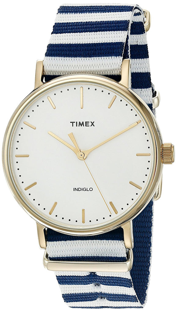 Timex Weekender Slip-Thru Ladies Watch
