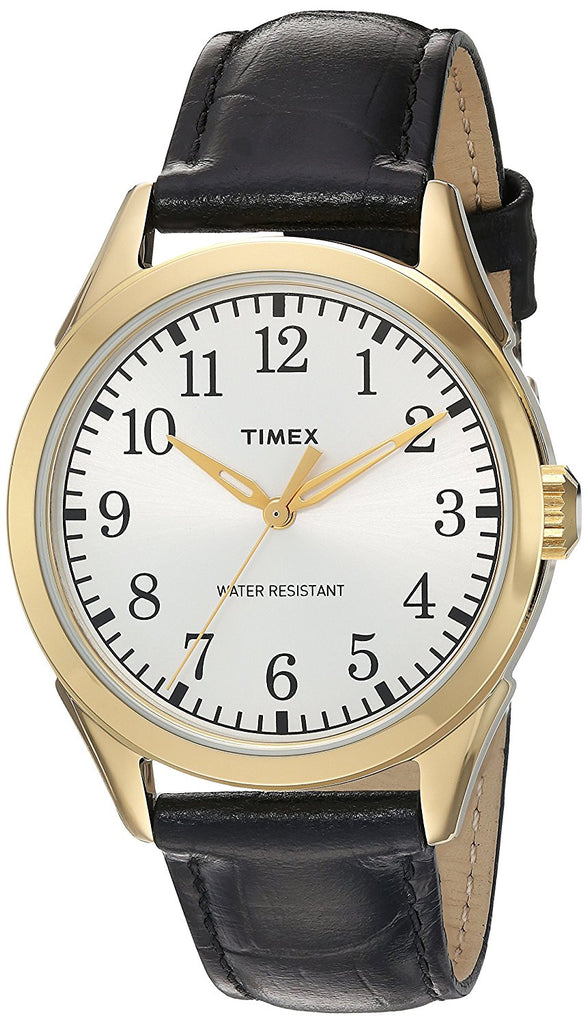 Timex Elevated Classic Straps and Bracelets Mens Watch