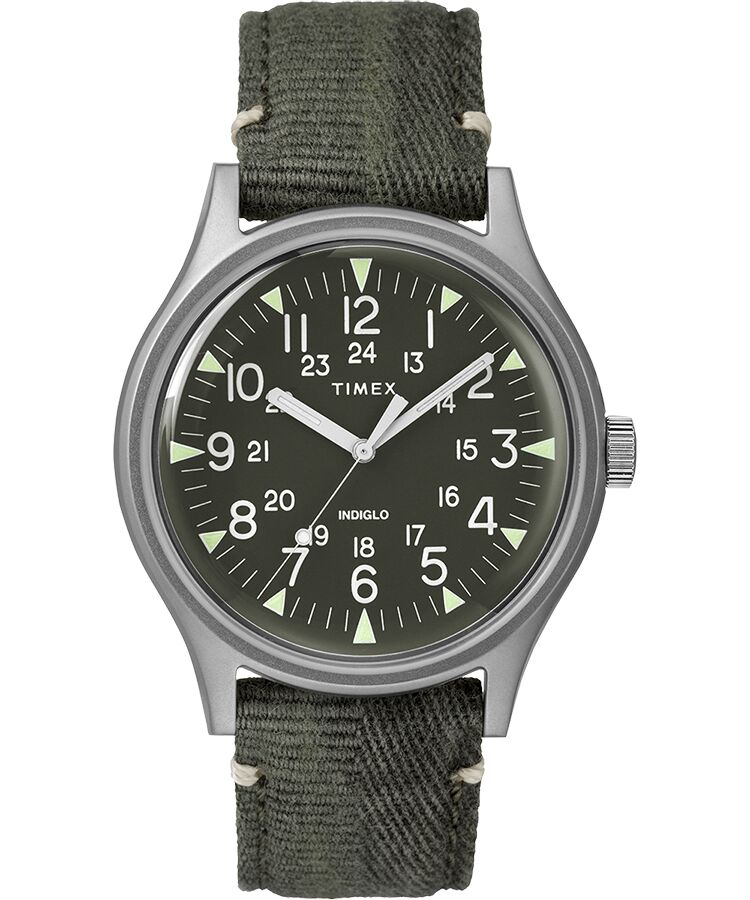 Timex MK1 Steel Military Style Fabric Mens Watch