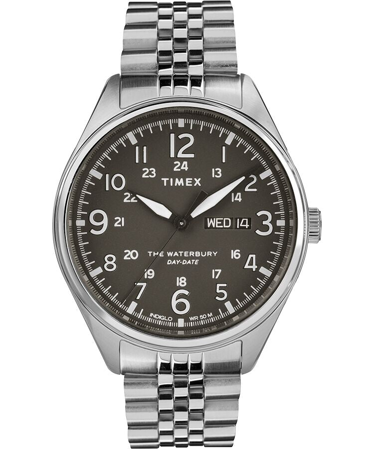 Timex The Waterbury Stainless Steel Mens Watch