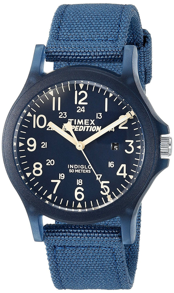 Timex Expedition Acadia Nylon Unisex Watch