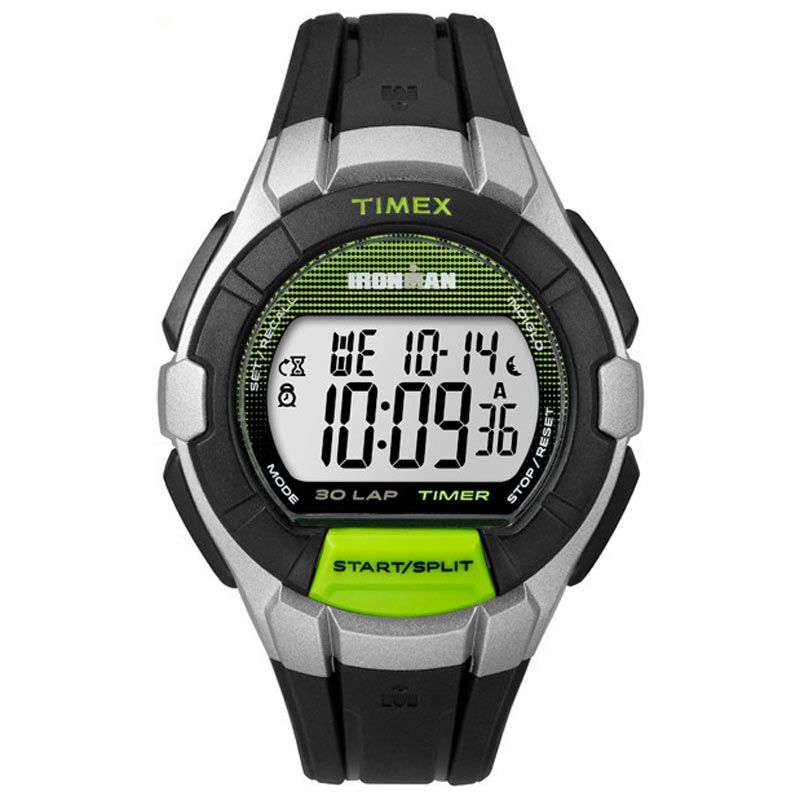 Timex Ironman Grey Digital Mens Watch