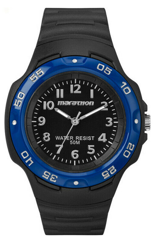 Timex Marathon Digital Full-Size Resin Mens Watch