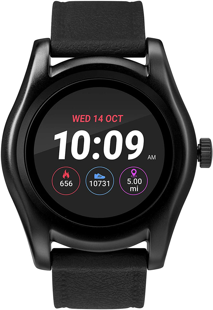 Timex iConnect Classic Round Smartwatch