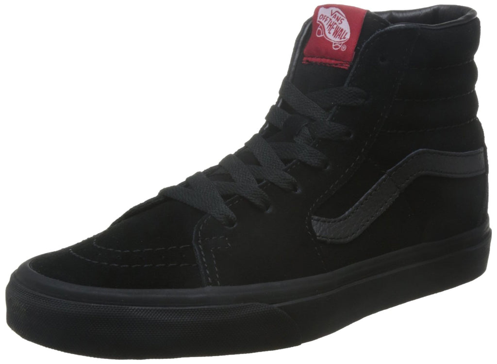 Vans Unisex Old Skool Skate Shoe - Black - Mens - 6.5 - Womens - 8