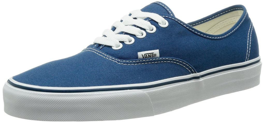 Vans Unisex Canvas Skateboard Shoe - Navy - Mens - 7.5 - Womens - 9