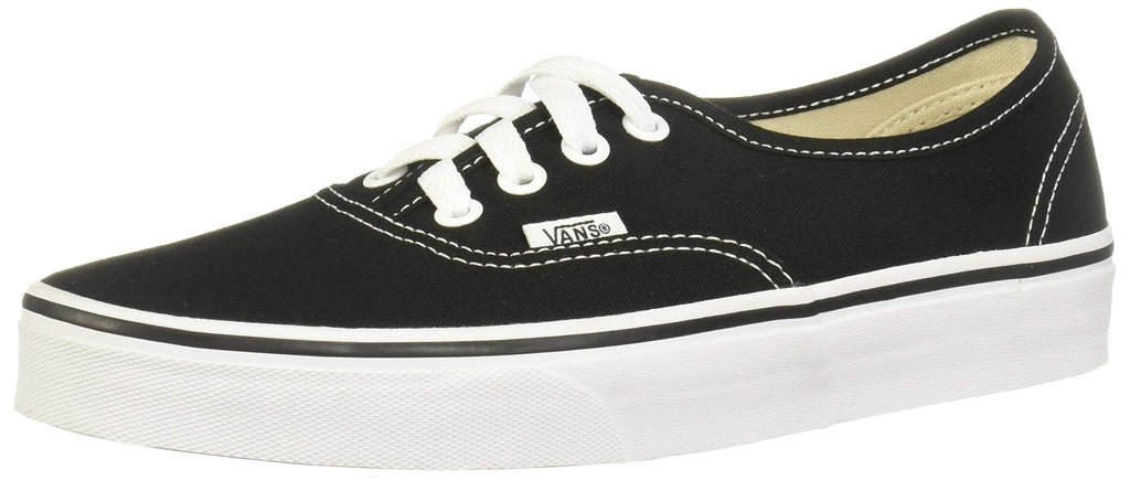 Vans Core Classics Original Authentic Unisex Shoes - Black - 8.5