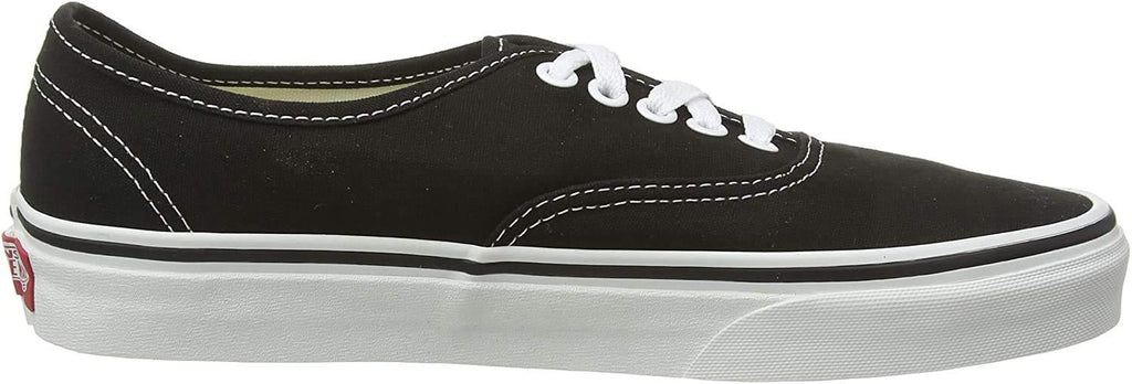 Vans Core Classics Original Authentic Unisex Shoes - Black - 9