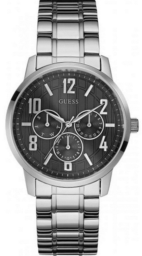 Guess Multifunction Stainless Steel Mens Watch