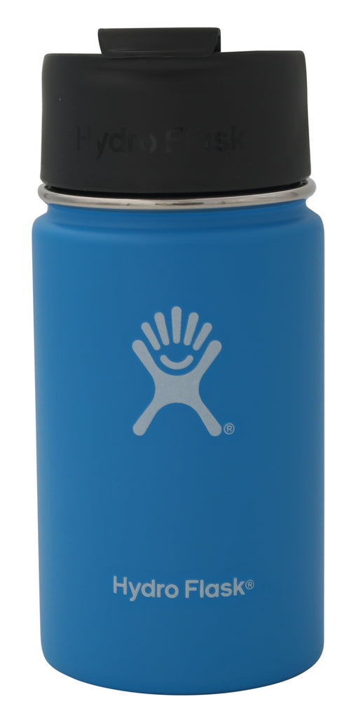 Hydro Flask 12 oz Insulated Water Bottle/Travel Coffee Mug - Wide Mouth - Pacific