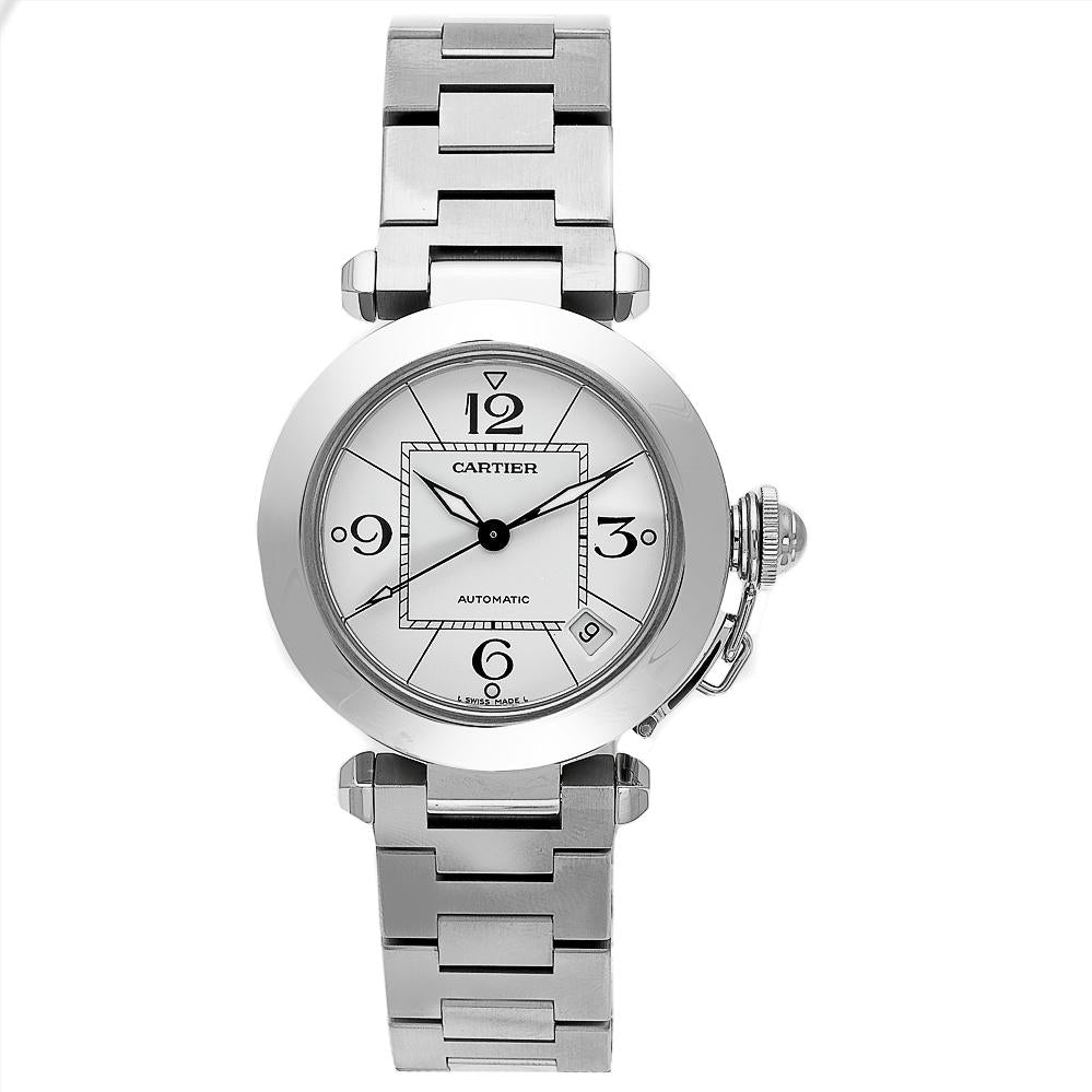 Cartier Pasha C Automatic Mens Watch