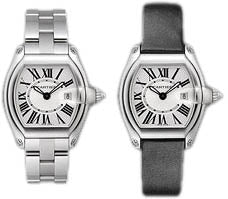 Cartier Roadster Dual Bracelet Ladies Watch