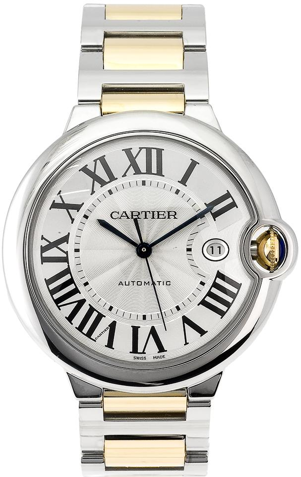 Cartier Mens Ballon Bleu Watch