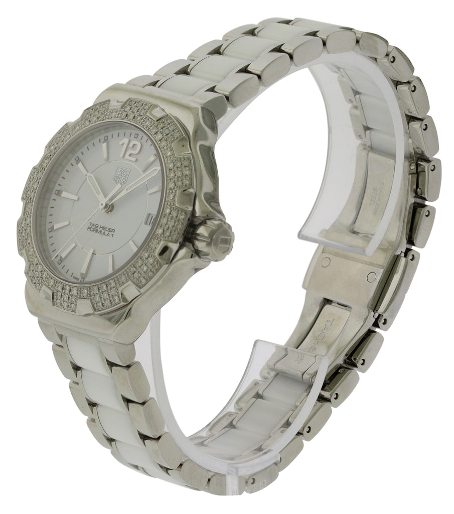 Tag Heuer Formula 1 Diamonds Ladies Watch