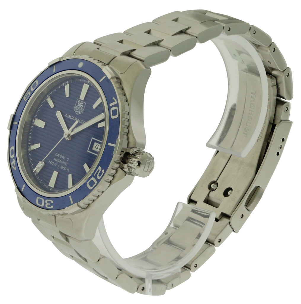 Tag Heuer Aquaracer Calibre 5 Automatic Mens Watch