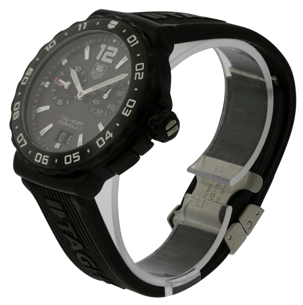 Tag Heuer Formula 1 Rubber Mens Watch