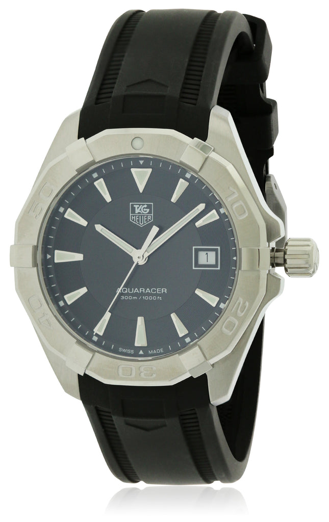 Tag Heuer Aquaracer Rubber Mens Watch