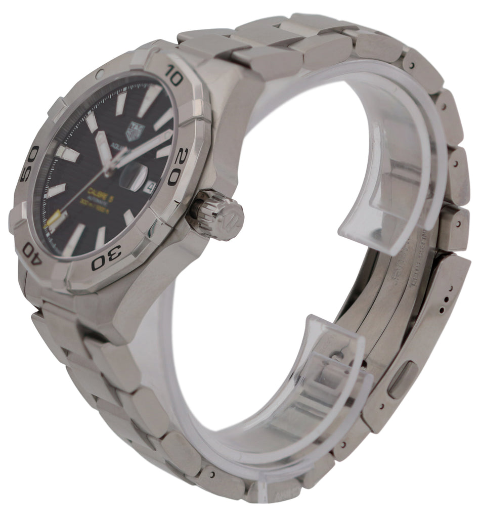 Tag Heuer Aquaracer Automatic Mens Watch
