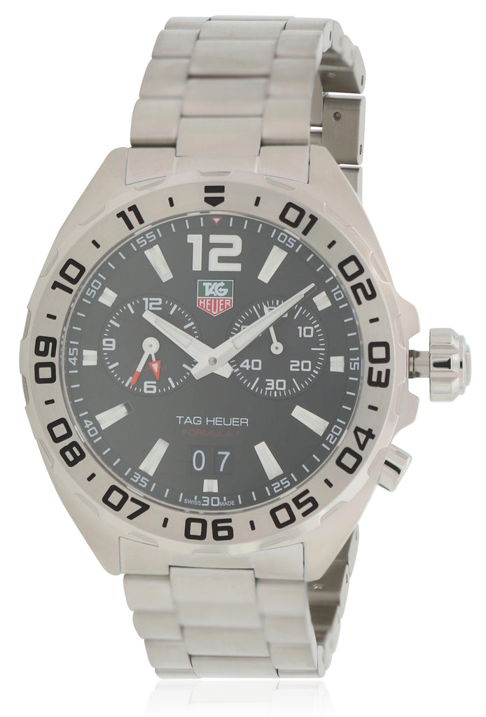 Tag Heuer Formula 1 Alarm Mens Watch