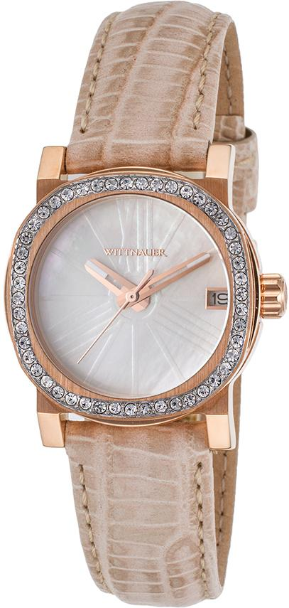 Wittnauer Leather Ladies Watch