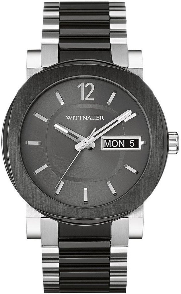 Wittnauer Aiden Two-Tone Mens Watch
