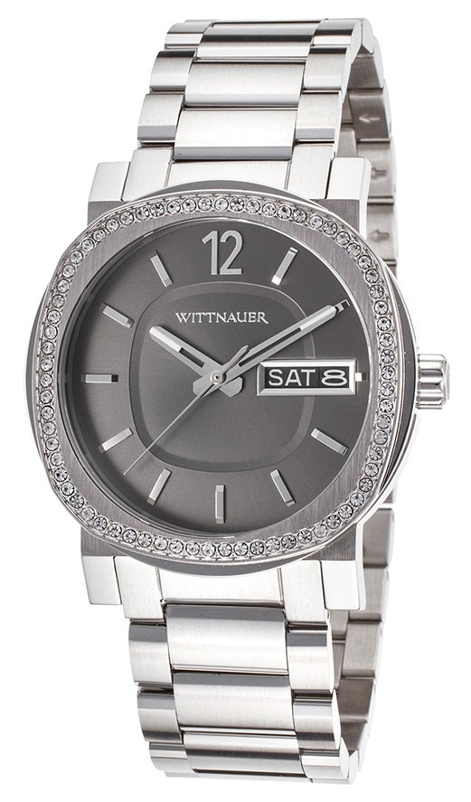Wittnauer Aiden Stainless Steel Mens Watch