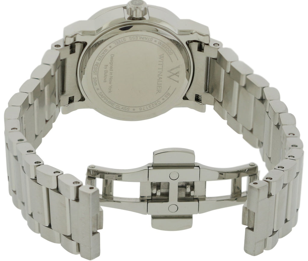 Wittnauer Adele Stainless Steel Ladies Watch