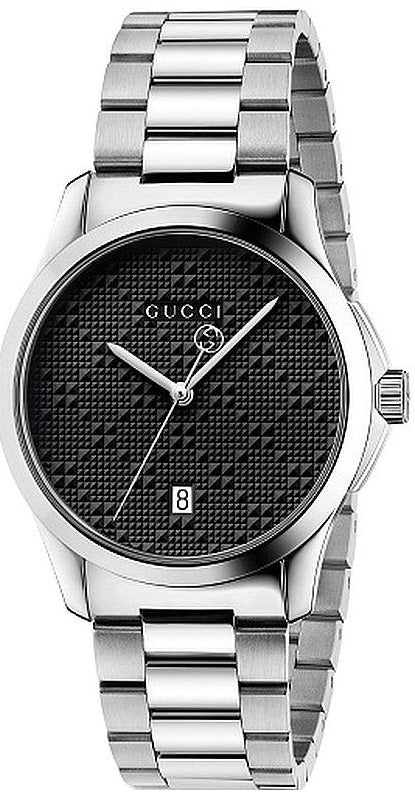 Gucci G-Timeless Stainless Steel Mens Watch
