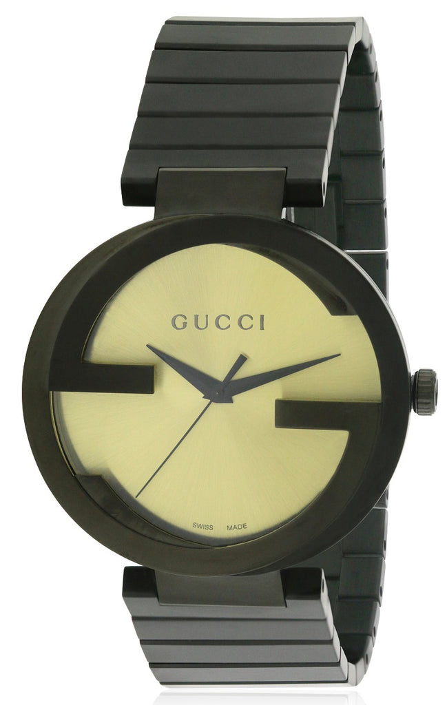 Gucci GRAMMY Special Edition Extra-large Interlocking Mens Watch