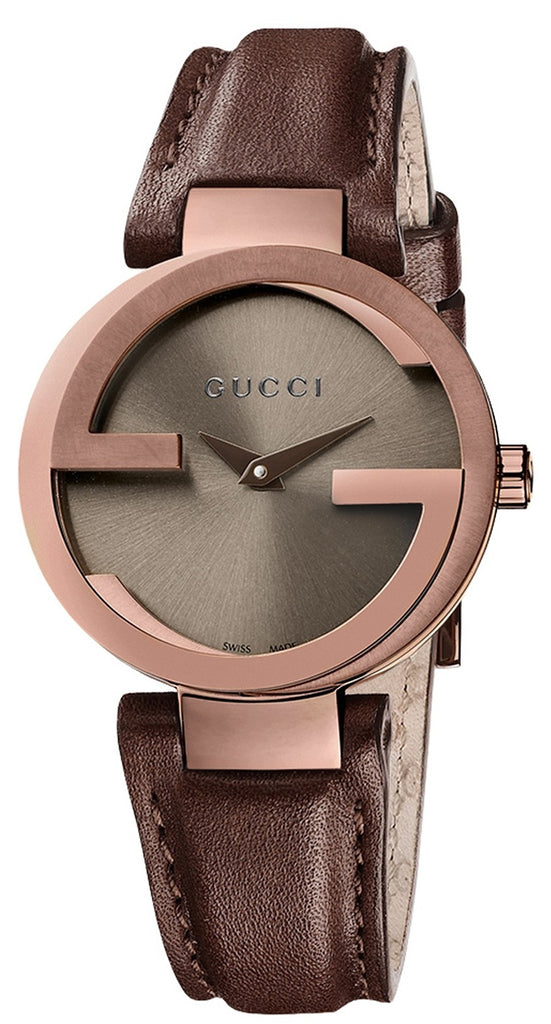 Gucci Interlocking Ladies Watch