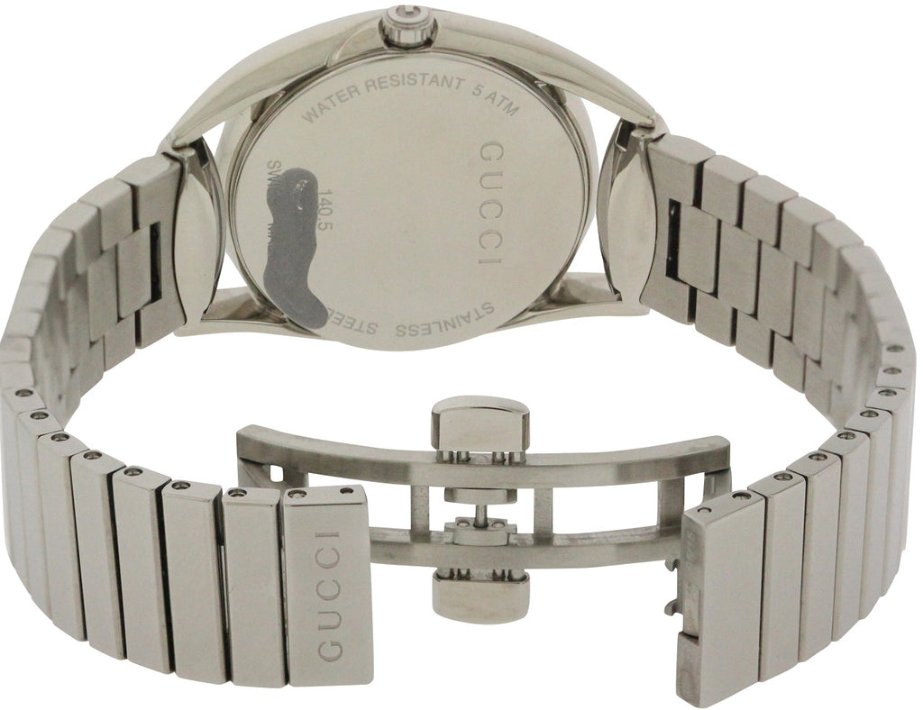 Gucci Horsebit Stainless Steel Ladies Watch