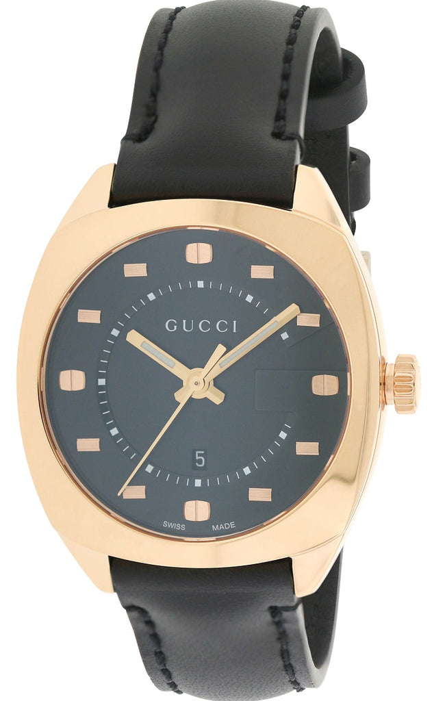 Gucci GG2570 Rose Gold-Tone Ladies Watch