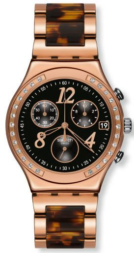 Swatch DREAMNIGHT 14 ROSE Ladies Watch